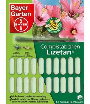 Bayer BAYER Lizetan® Combi-Stäbchen,40 Stück