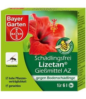 Bayer BAYER Schädlingsfrei Lizetan Gießmittel,30 ml