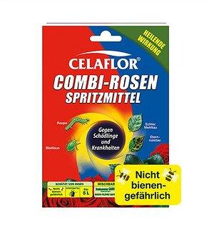 Celaflor CELAFLOR® Combi-Rosenspritzmittel, 4x25 ml