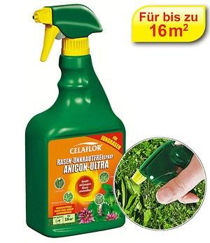 Celaflor CELAFLOR® Rasen-Unkrautfrei Anicon Ultra®,750 ml