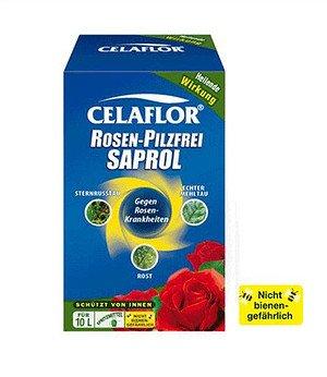 Celaflor CELAFLOR® Rosen-Pilzfrei Saprol®, 100 ml