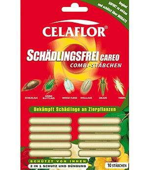 Celaflor Celaflor® Schädlingsfrei Careo® Combistäbchen,40 Stäbchen