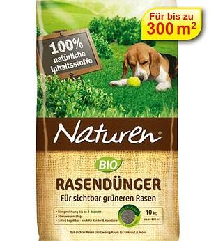 Celaflor Naturen® BIO Rasendünger,10 kg