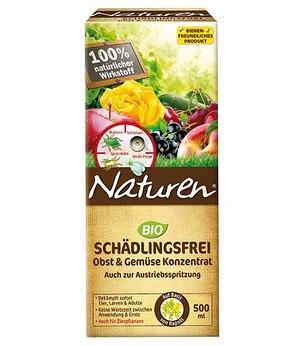 Celaflor Naturen® BIO Schädlingsfrei Obst & Gemüse Konzentrat,500 ml