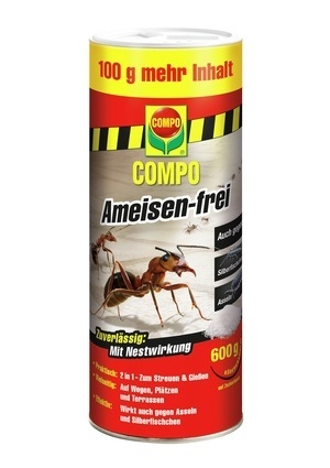 COMPO COMPO Ameisen-frei 600 g im Display