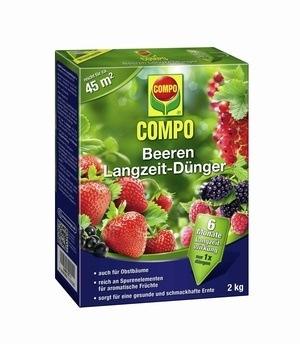 Compo COMPO Beeren Langzeit-Dünger 2 kg