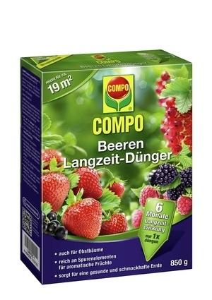 Compo COMPO Beeren Langzeit-Dünger 850 g