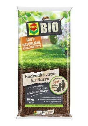 Compo COMPO BIO Bodenaktivator für Rasen 10 kg