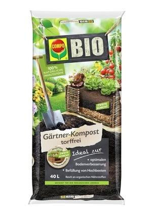 Compo COMPO BIO Gärtner-Kompost 40 L