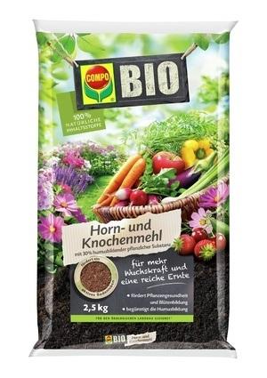 COMPO COMPO BIO Horn- und Knochenmehl 2,5 kg