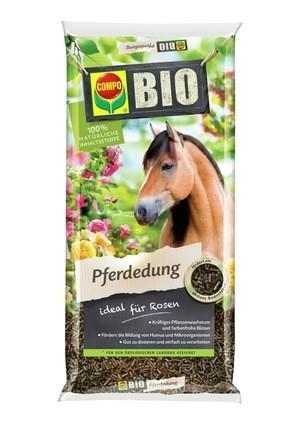 Compo COMPO BIO Pferdedung für Rosen 12 kg