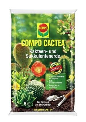 Compo COMPO CACTEA® Kakteen- und Sukkulentenerde 5 L