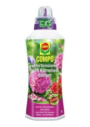 Compo COMPO Hortensien-u. Kameliendünger 1 L