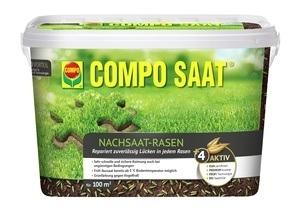 Compo COMPO SAAT® Nachsaat-Rasen 2 kg für 100 m²