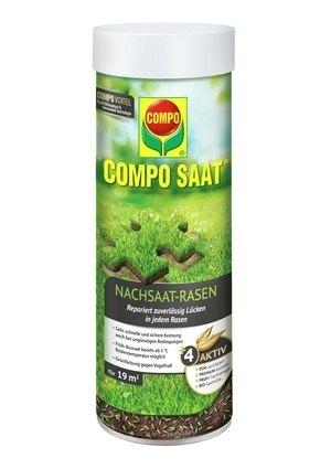 Compo COMPO SAAT® Nachsaat-Rasen 380 g für 19 m²