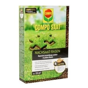 Compo COMPO SAAT® Nachsaat-Rasen 500 g für 25 m²
