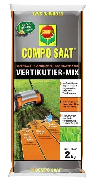 Compo COMPO SAAT® Vertikutier-Mix 2 kg für bis zu 66 m²