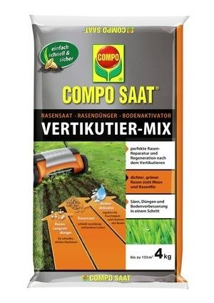 COMPO COMPO SAAT® Vertikutier-Mix 4 kg für bis zu 133 m²