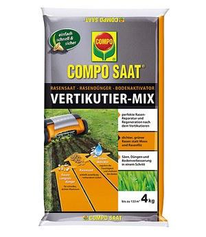 Compo COMPO Saat Vertikutier-Mix für 132 m²,4 kg