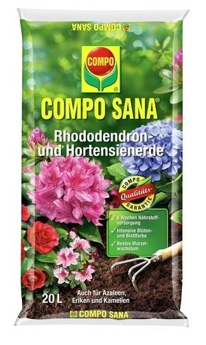 Compo COMPO SANA® Rhododendron- und Hortensienerde 20 L