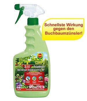Compo COMPO Triathlon® Universal Insekten-frei AF,750 ml