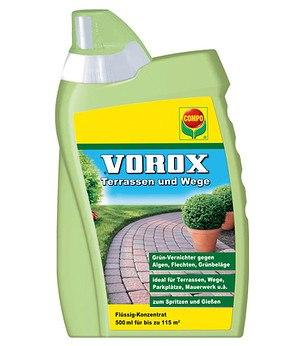 Compo VOROX® Grünbelag Entferner für 115 m²,500 ml