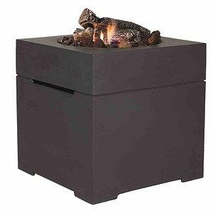 COSI Cosiconcrete black, Feuerstelle Magnesium Oxid