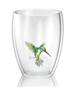 Creano Creano ThermoGlas Hummi Kolibri grün,1 Stück