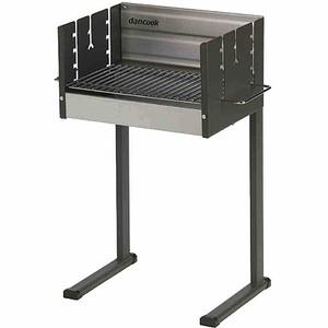 "DAN COOK Grill ""Box 7000"", Grillfläche 42x25 cm"