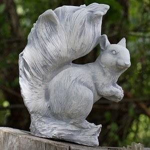 Eichhörnchen, Dekofigur