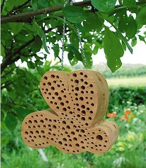 "Esschert Design Insektenhotel ""Bienenhaus"",1 Stück"