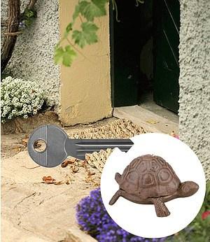 Esschert Design Schlüsselversteck Schildkröte,1 Stück