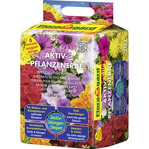 Floragard Aktiv Pflanzenerde