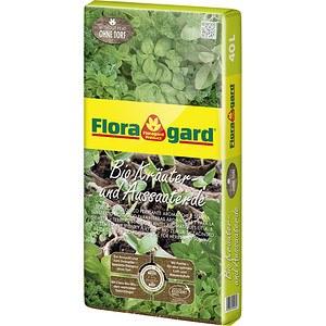 Floragard Bio Kräuter- und Aussaaterde ohne Torf