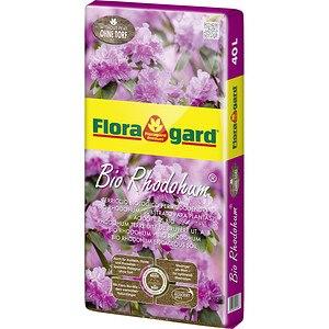 Floragard Bio Rhodohum Rhododendronerde ohne Torf