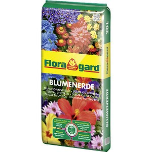 Floragard Blumenerde gebrauchsfertig
