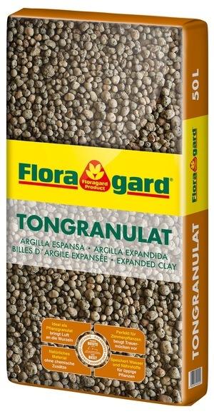 Floragard Tongranulat 50L