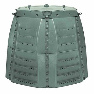 GARANTIA Komposter Thermo-Star im Karton, 1000 ltr. grün