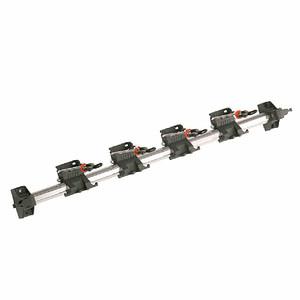 GARDENA Gerätehalter für bis zu 4 Geräte