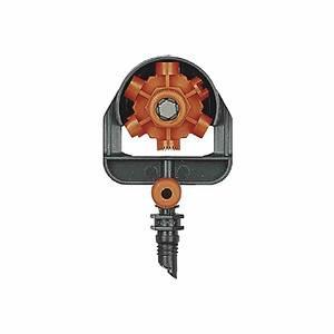 GARDENA Micro-Drip-System-6-Flächen-Sprühdüse, 2 Stück