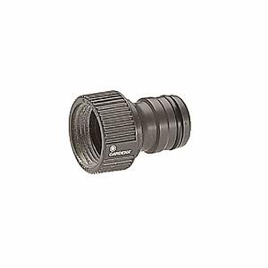 GARDENA Profi-System-Hahnstück, für 21 mm (G ½)- Wasserhahn mit 26,5 m