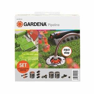 GARDENA Sprinklersystem StartSet Pipeline, mit 2 Wasserstellen