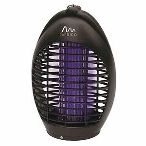 GARDIGO UV-LED-Insektenvernichter, Wirkungsbereich: 20 m², schwarz