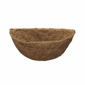 GARDMAN Kokos-Einlage für Hängeampeln, 25cm, Farbe: natur, für Hängeampeln