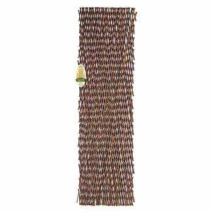 GARDMAN Weiden-Spalier 1,8x0,3m natur, 1,8x0,3m, verstellbar, natur