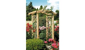 Garten Pergola Bogen