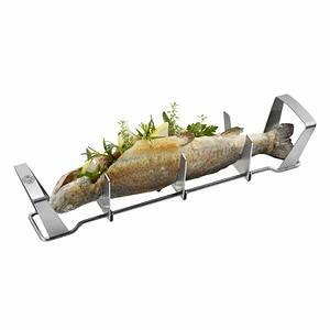 GEFU Fischhalter BBQ