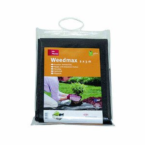 GUTTA Plantex Weedmax Unktrautvlies 2x3m, (Unkrautvlies) 2x3m