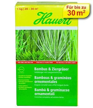 Hauert Hauert Bambus und Ziergräser Volldünger mit Langzeitwirkung,1 kg