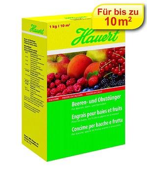 Hauert Hauert Beeren- und Obstdünger,1 kg Karton